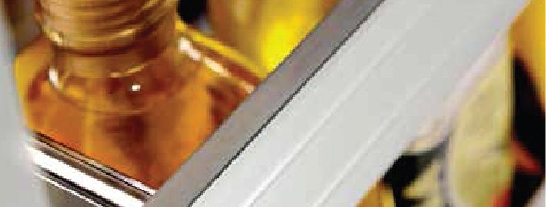 Một góc Kệ đựng gia vị 2 tầng - inox bản