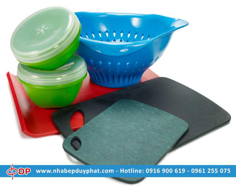 [Bảo quản đồ dùng nhà bếp] Bảo quản đồ nhựa như thế nào?
