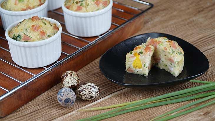 Sản phẩm bánh trứng Hàn Quốc thơm ngon khó cưỡng