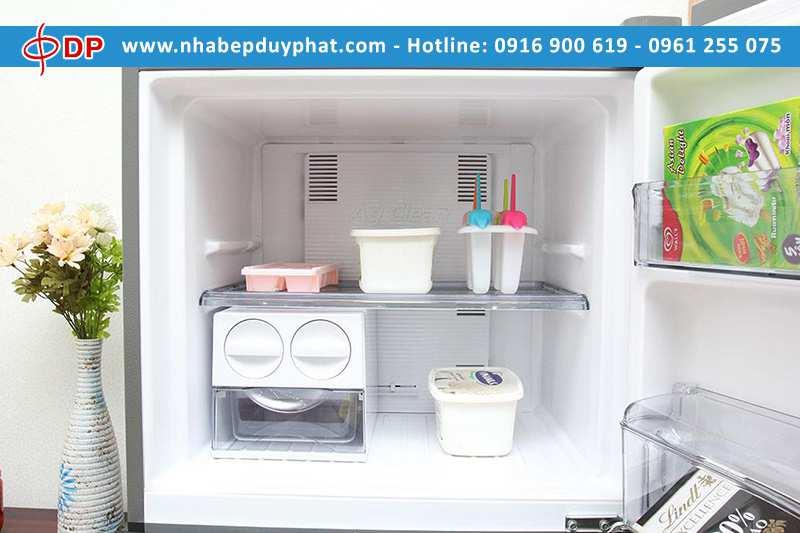 Cách tiếp kiệm không gian tủ đông